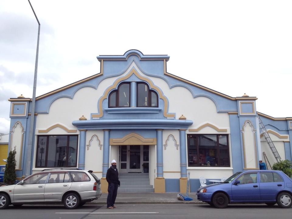 Christchurch…..