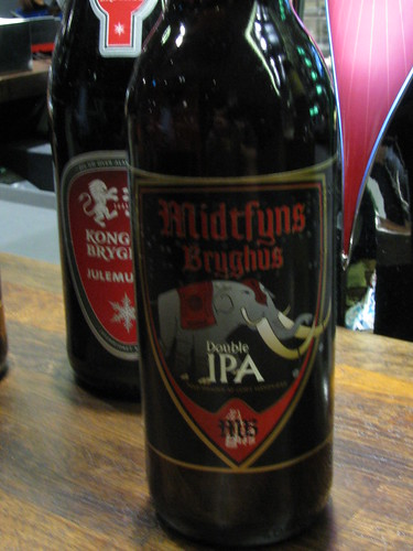 Midtfyns Bryghus Double IPA, 9.2%
