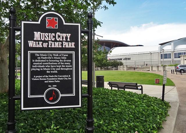 nashville music-city-walk-of-fame
