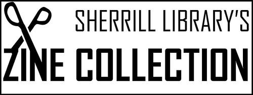 Sherrill Library Zine logo