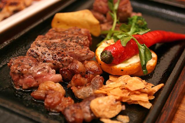 (Miyazaki) Wagyu Steak Ajikurabe
