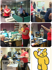 #Project252 - Day 226: Fundraising for Pudsey @BBCIN