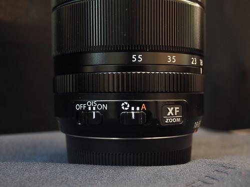 Review : X-E1