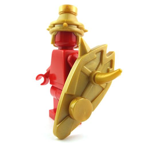 Pimp my BrickWarriors parts ;-) by LaPetiteBrique.com