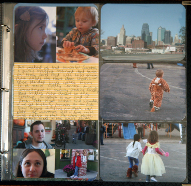 Project Life 2012 | Week 42