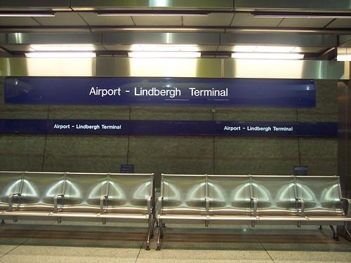 Airport Lindbergh Terminal