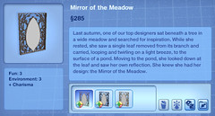 Mirror of the Meadow