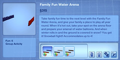 Family Fun Water Arena