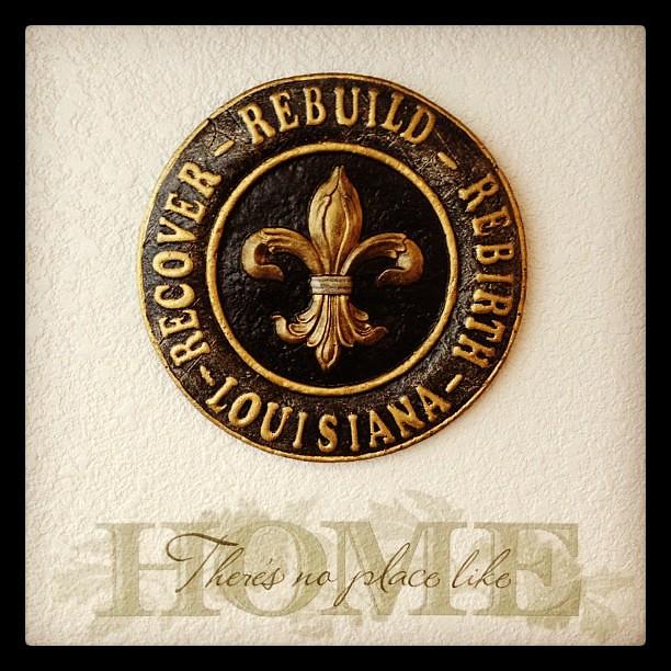 Recover, rebuild, rebirth - New Orleans
