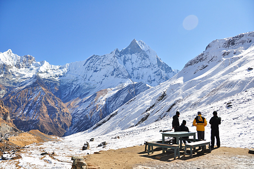 Annapurna Base Camp 6
