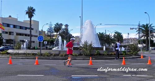 """I Media Maratón """"Ciudad de Melilla"""""""