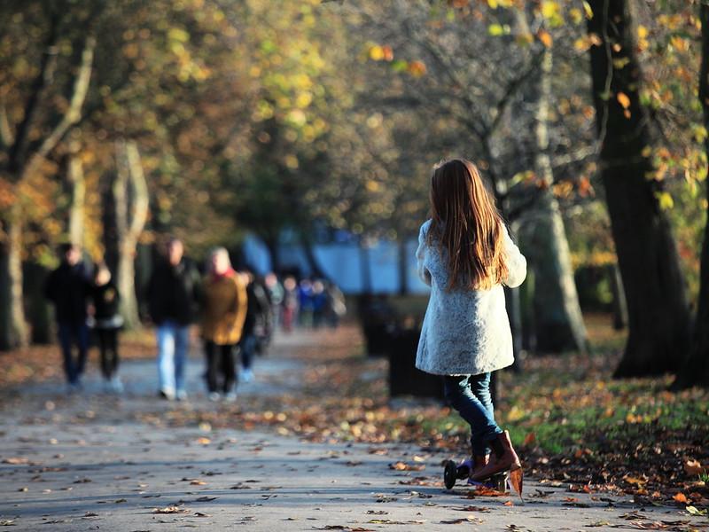 Holland Park.