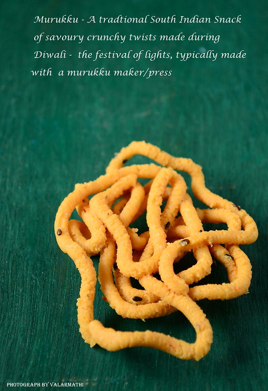 Murukku / Chakli recipe
