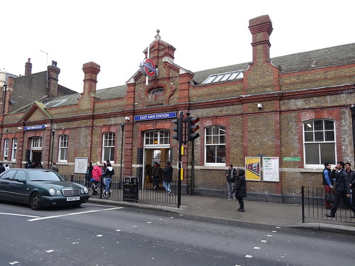 East Ham Station