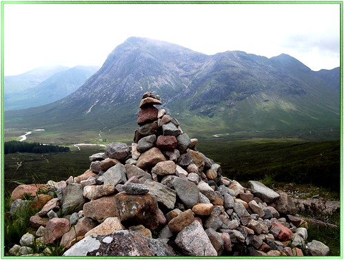 Another stone added to the cairn.