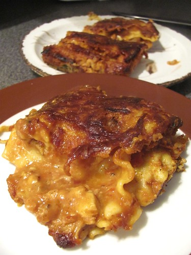 Rick Matharu's President's Choice Recipe to Riches Butter Chicken Lasagna