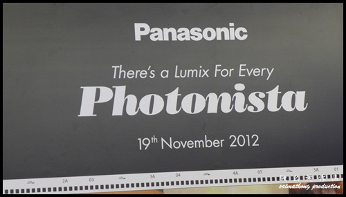 Launch of Panasonic Latest Lumix 2012 Series @ Sunway Hotel