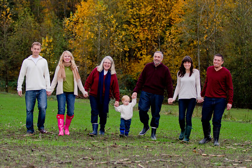 November Faiola Family 2012
