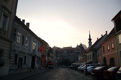 Calles de Buda