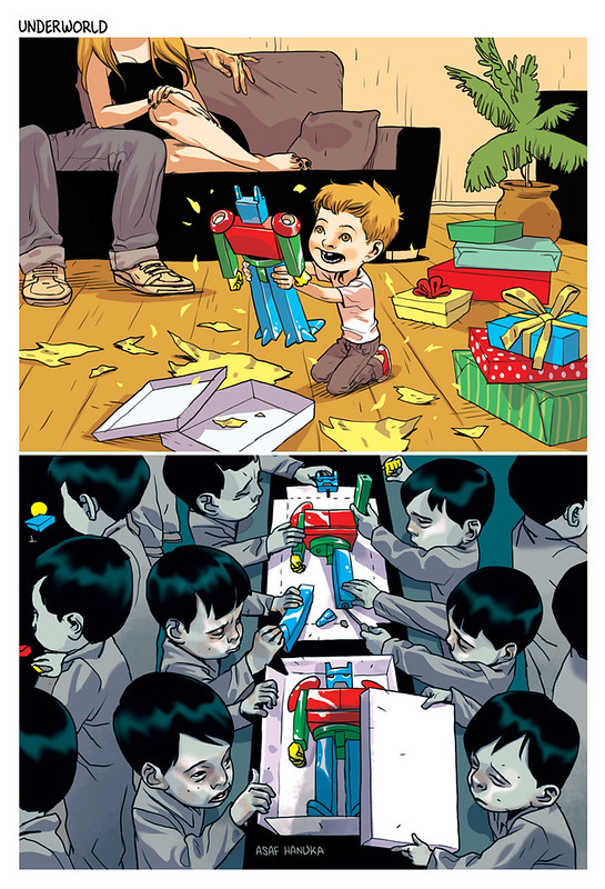 stuff dreams are made of, de Asaf Hanuka