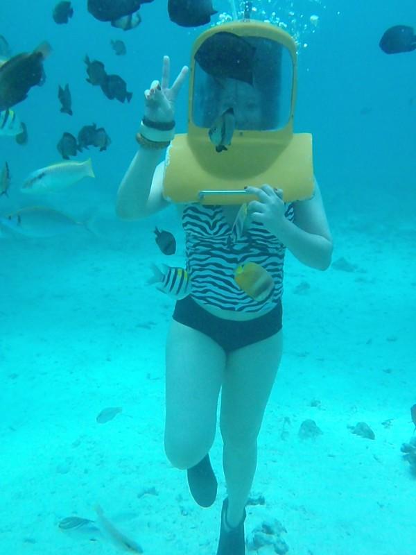 Top Ten Things to Do in Boracay, Reef Walking
