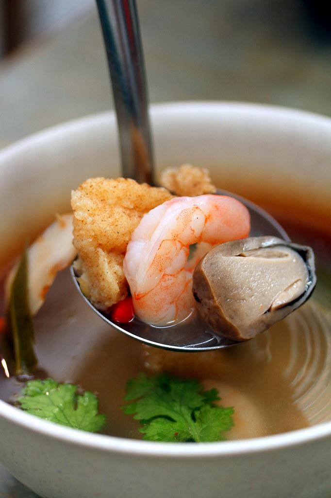 Jai Thai's Tom Yum Seafood