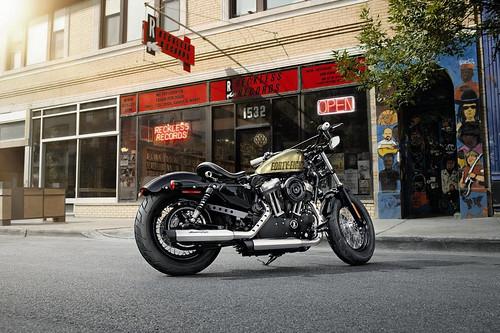 Harley-Davidson Custom Hard Candy 2013