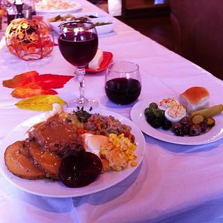 #thanksgiving #vegetarian style