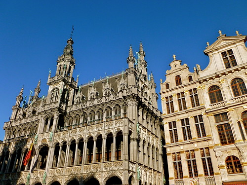 The 'Grand Place' (Grote Markt)
