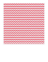 7x7 inch SQ JPG Poinsettia chevron LARGE SCALE