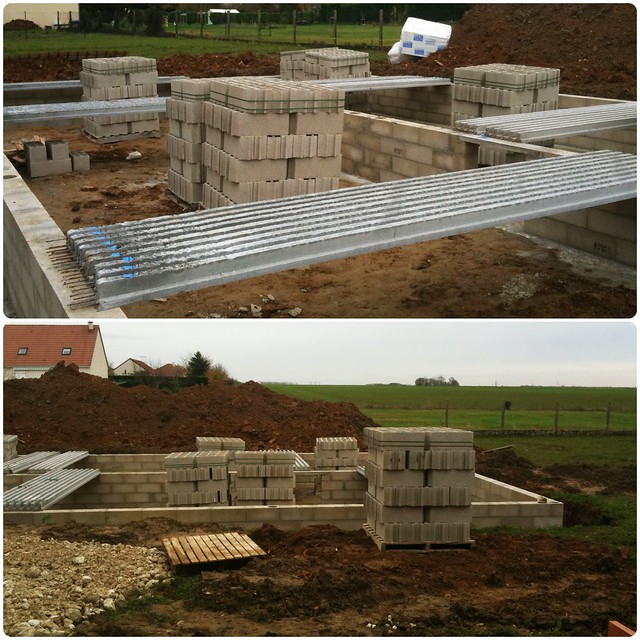 Notre projet de construction de maison individuelle for Construction de maison individuelle