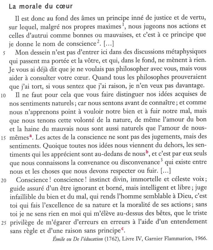 Dissertation Texte De Hegel