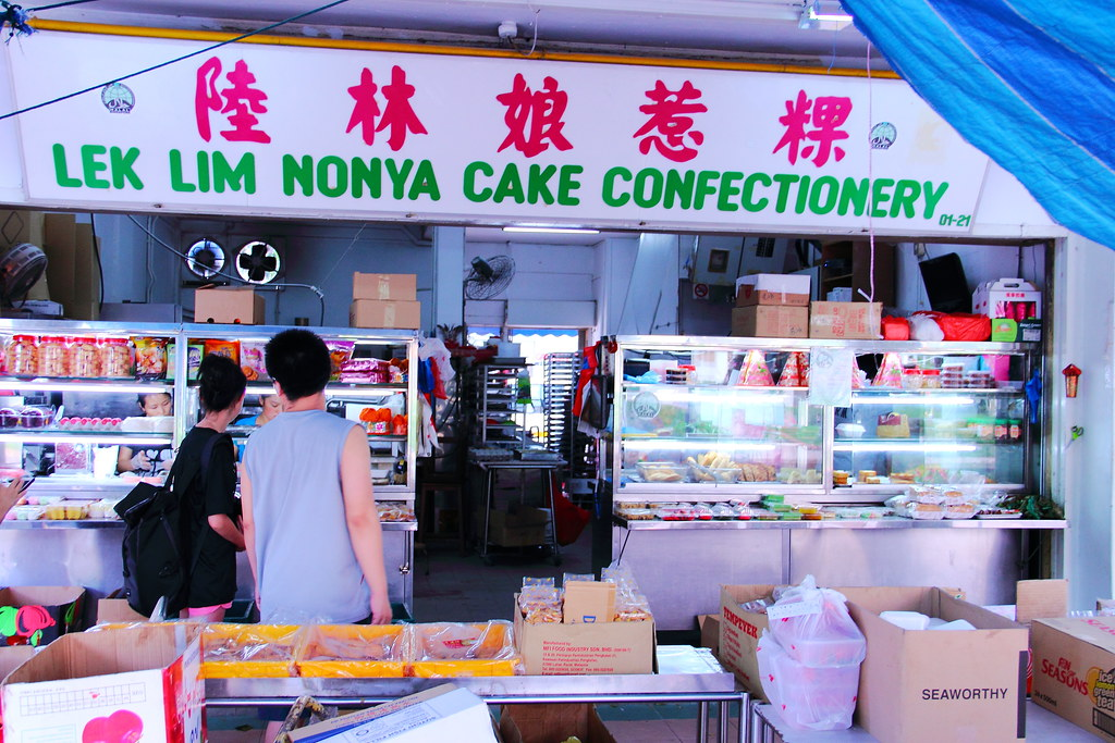 Famous Birthday Cake Shop In Singapore