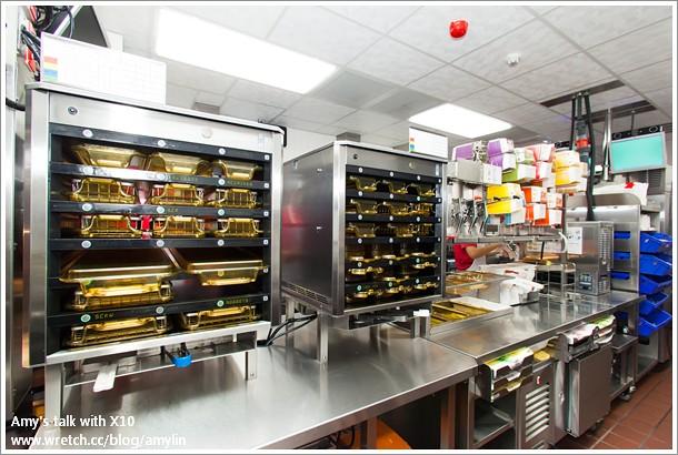 先進備餐系統&高效率管理流程&多對一高效能服務 (4)