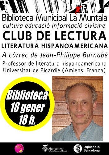 Club de lectura @ 18 gener by bibliotecalamuntala
