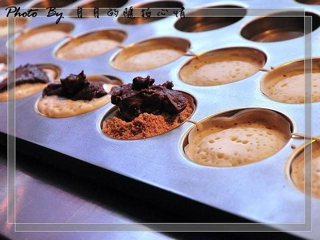 中壢-米奇紅豆餅–什麼?!紅豆餅裡有披薩 @民宿女王芽月-美食.旅遊.全台趴趴走