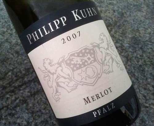 Philipp Kuhn Merlot
