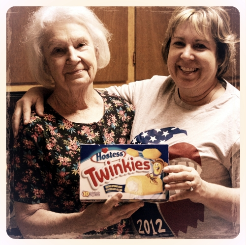 Twinkies mom and donna