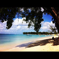 Gorgeous coast #barbados #holiday #beach