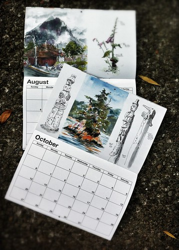 2013 Calendar by apple-pine