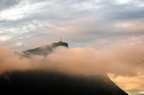 Cristo nas nuvens
