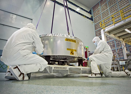 """Can Opener"" for Webb Telescope Mirrors"