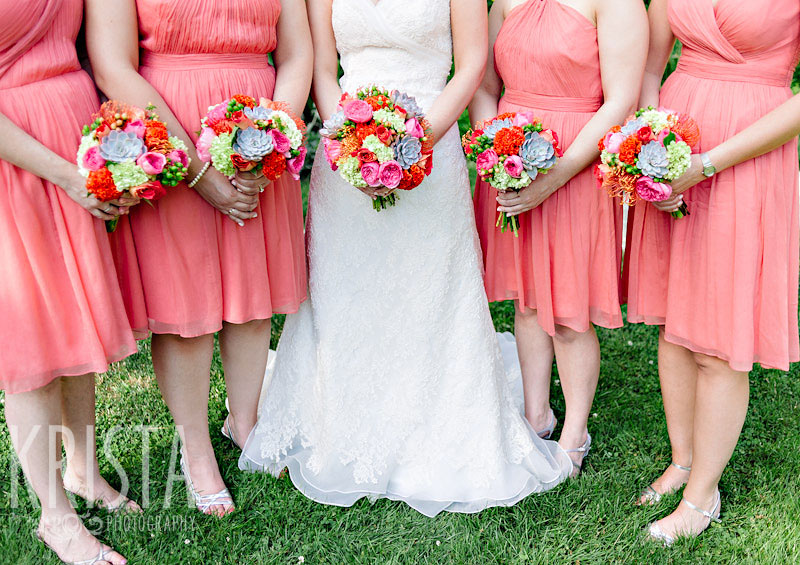 Wedding at the Lyman Estate