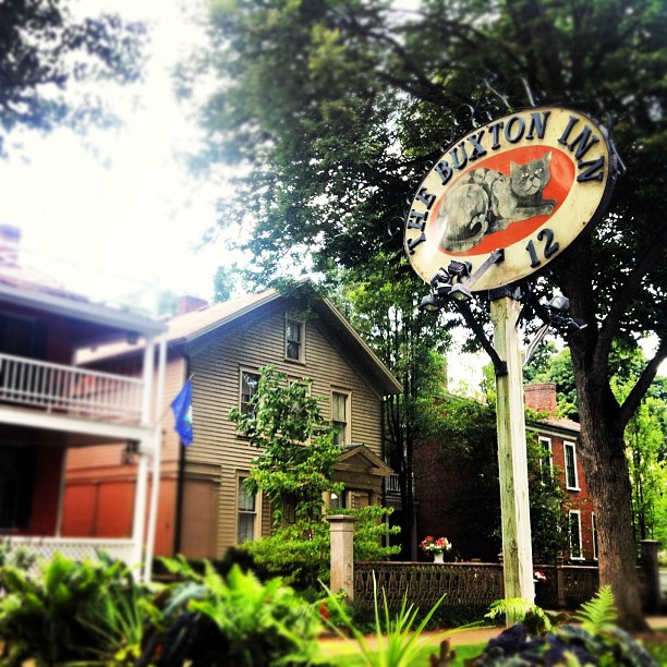 Granville Inn Haunted Buxom Inn Haunted Granville