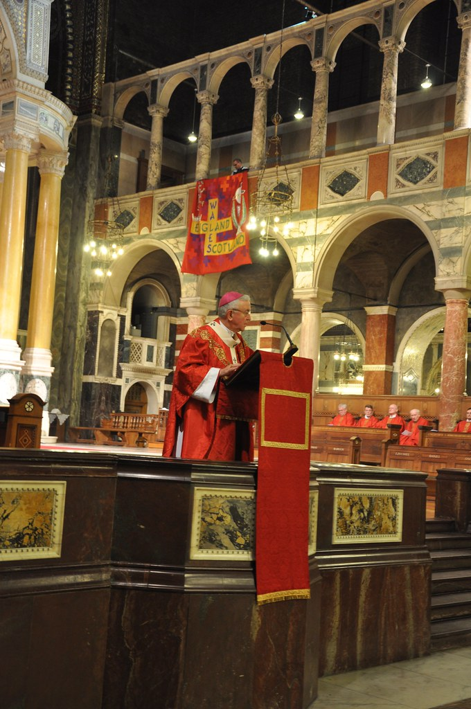 The 25th Anniversary Mass of the 85 Martyrs of England and Wales - Diocese of Westminster