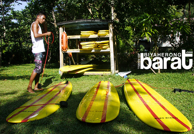 surfboards for rent in real quezon the park