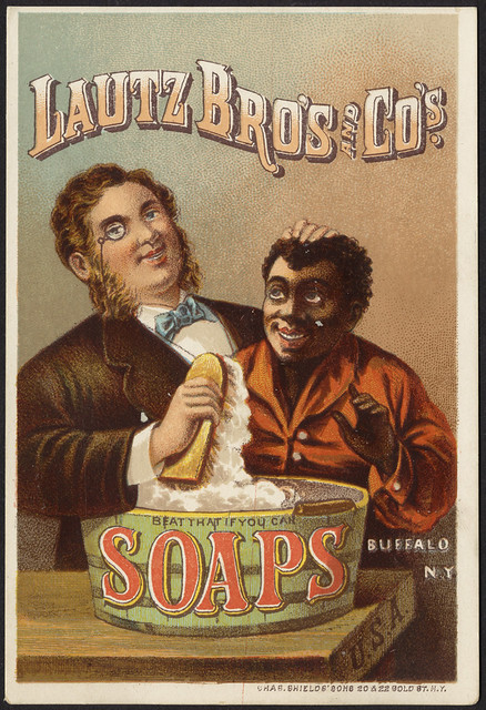 """Lautz Bro""""s and Co.""""s Soaps, Buffalo, N. Y.  [front]"""