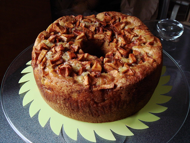 Mom's Apple Cake | Flickr - Photo Sharing!