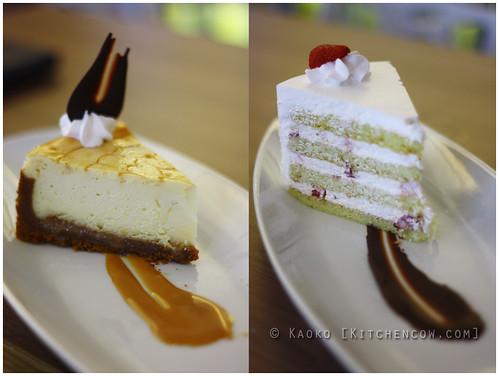 Tito Chef - Dulce de Leche Cheesecake & Strawberry Shortcake