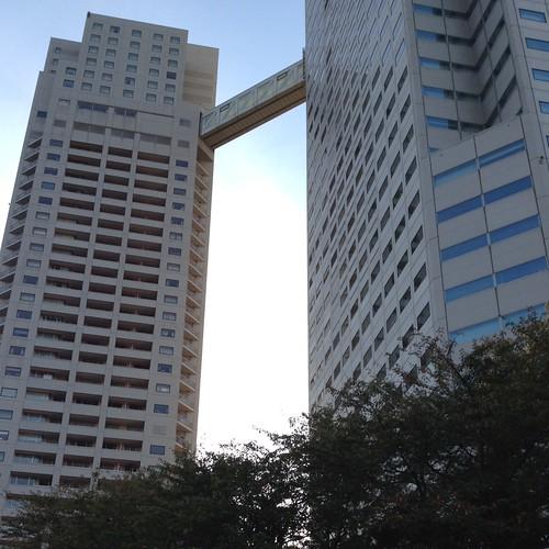 聖路加タワー by haruhiko_iyota